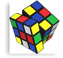 The Rubix Canvas Print