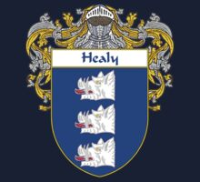 Healy Coat of Arms/Family Crest One Piece - Long Sleeve