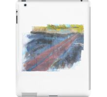 New Roads (Number 4 of 4) iPad Case/Skin