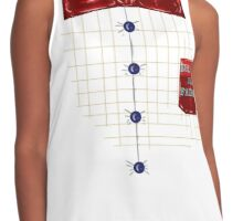 Dr. Who is my FATHER Contrast Tank