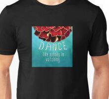 Flamenco Swirls Unisex T-Shirt