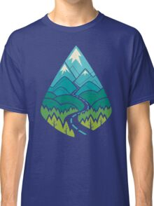 The Road Goes Ever On: Summer Classic T-Shirt