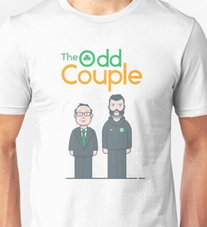 The Real Odd Couple Unisex T-Shirt