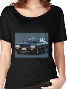 Mitsubishi Lancer 2000 Turbo Women's Relaxed Fit T-Shirt
