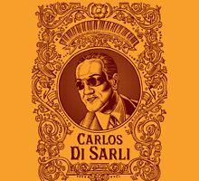 Carlos Di Sarli (in red) Unisex T-Shirt