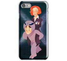 Folie à Deux iPhone Case/Skin