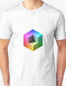 Hue Cube Unisex T-Shirt