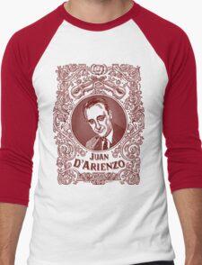 Juan d'Arienzo (in red) Men's Baseball ¾ T-Shirt