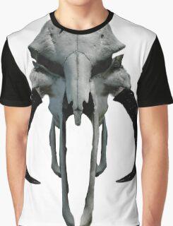 Mythosaur Skull Graphic T-Shirt