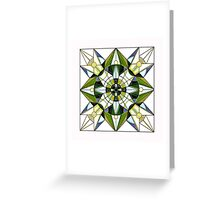 Healing Touch Greeting Card