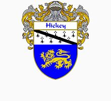Hickey Coat of Arms/Family Crest Unisex T-Shirt