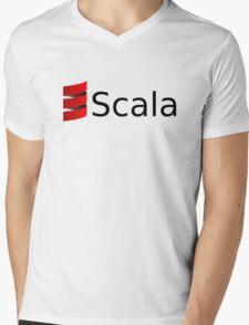 scala programming language Mens V-Neck T-Shirt
