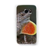 Good Luck Gecko Samsung Galaxy Case/Skin