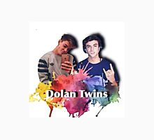 Dolan twins- rainbow paint splat, cartoon Unisex T-Shirt