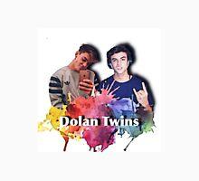 Dolan twins- rainbow paint splat, cartoon Unisex T-Shirt
