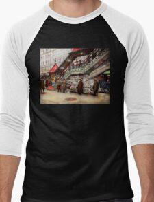 City - NY - Want a paper mister 1903 Men's Baseball ¾ T-Shirt