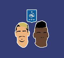 France - Antoine Griezmann & Paul Pogba - Euro 2016 Unisex T-Shirt