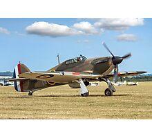 Hawker Hurricane IIa P3351 F-AZXR Photographic Print