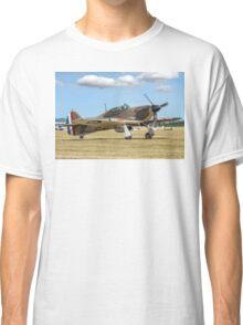 Hawker Hurricane IIa P3351 F-AZXR Classic T-Shirt