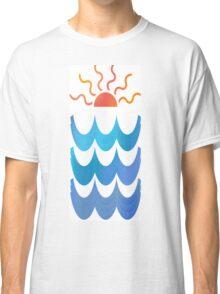 Sun & Waves Classic T-Shirt