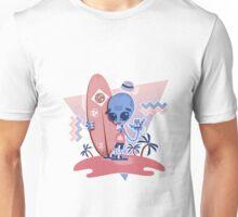 Alien Surf - Serenity Unisex T-Shirt