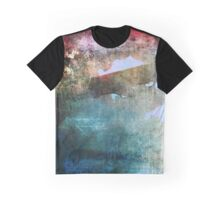 Graphic Rain Drop Graphic T-Shirt
