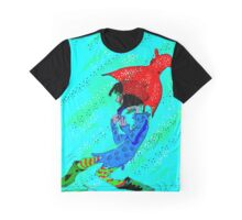 All you need is a Vampire Squid Bumbershoot Graphic T-Shirt