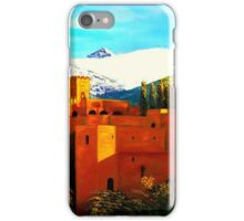 """LA AHLAMBRA"" iPhone Case/Skin"