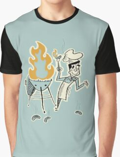 Grill Master Graphic T-Shirt