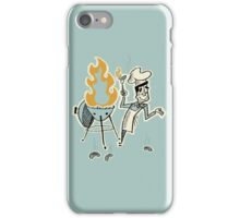 Grill Master iPhone Case/Skin