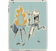 Grill Master iPad Case/Skin