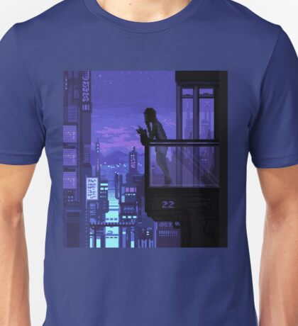 Purple Dreaming Unisex T-Shirt