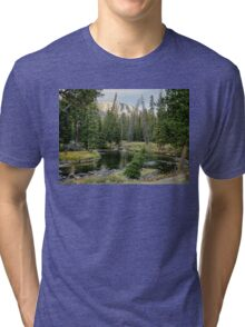 Slough Creek Campspot Tri-blend T-Shirt