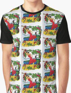 Mambo Tropicano  Graphic T-Shirt
