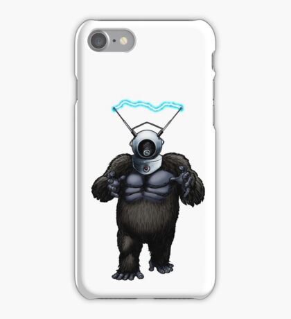 Robot Monster iPhone Case/Skin