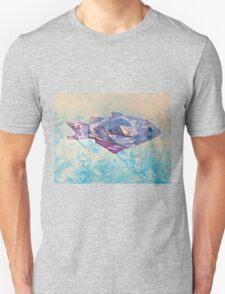 Fish iris fold 516 Unisex T-Shirt