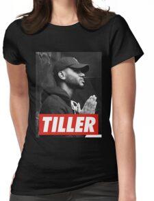 bryson tiller Womens Fitted T-Shirt