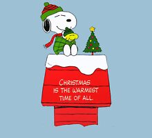Christmas Is The Warmest Time Of All Unisex T-Shirt