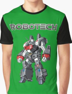 Robotech one Graphic T-Shirt