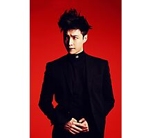 EXO Lay Monster Photographic Print