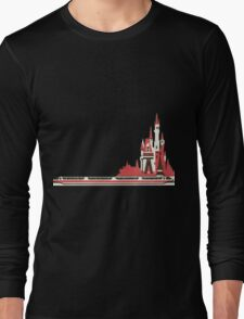 Monorail Castle Long Sleeve T-Shirt
