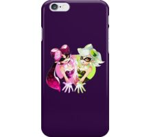 The Squid Sisters iPhone Case/Skin