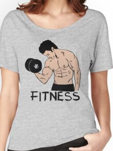 Fitness Women's Relaxed Fit T-Shirt
