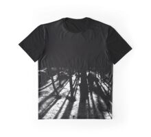 Woods in Winter Graphic T-Shirt