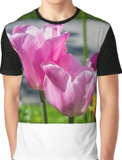 Tulips from Amsterdam Graphic T-Shirt
