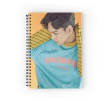 lucky one chen Spiral Notebook