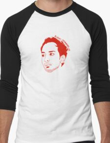 Albert Hammond Jr. Men's Baseball ¾ T-Shirt