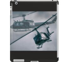 Bell UH-1H Helicopter (Huey 509) iPad Case/Skin