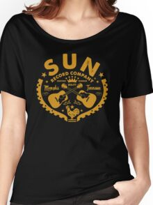 SUN Records Women's Relaxed Fit T-Shirt