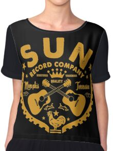 SUN Records Chiffon Top